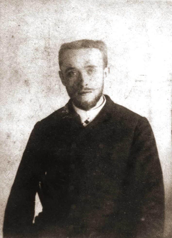 Georges Rouault à 18 ans, vers 1889