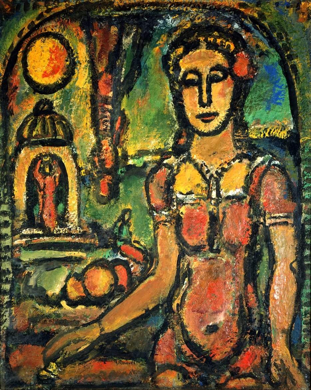 La petite magicienne, 1948-1949