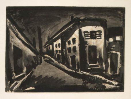 Miserere XXIII: Rue des Solitaires