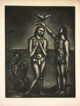 Miserere XXX: «Nous… c'est en sa mort que nous avons été baptisés»