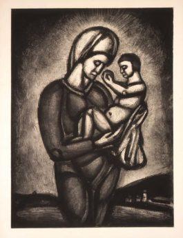 Miserere LVI: En ces temps noirs de jactance et d'incroyance, Notre Dame de la Fin des Terres vigilante