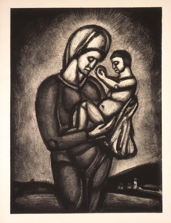 Miserere LVI : En ces temps noirs de jactance et d'incroyance, Notre Dame de la Fin des Terres vigilante
