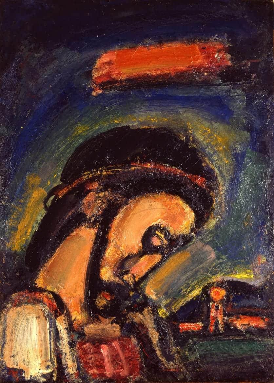 Christ, 1937 ou 1938