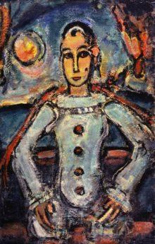 Pierrot aristocrate, 1941-1942