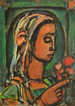 La Sibylle de Cumes, 1947