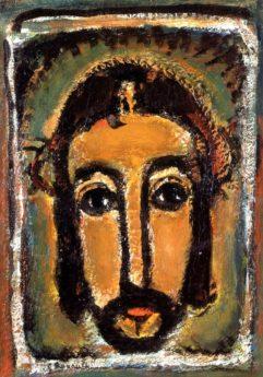La Sainte Face, vers 1946