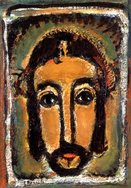 La Sainte Face Musée du Vatican, vers 1946