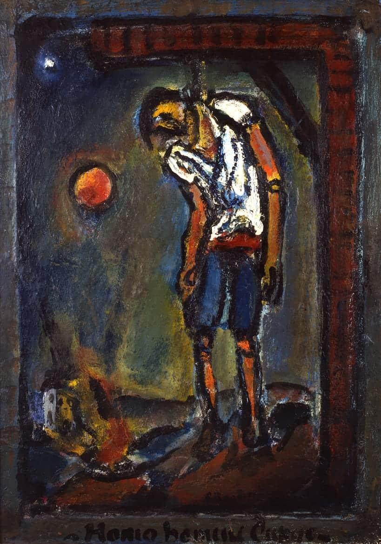 Homo Homini Lupus, 1944-1948