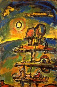 Nocturne Chrétien, 1952