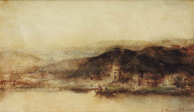 Le Lac d'Annecy, 1897