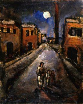 Le Christ en banlieue, 1920-1924