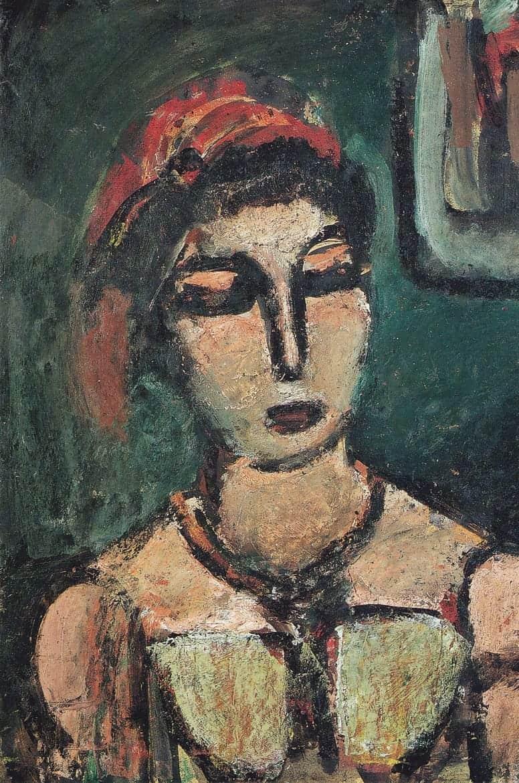 Femme au turban, 1926