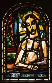 Flagellation (vitrail), 1949