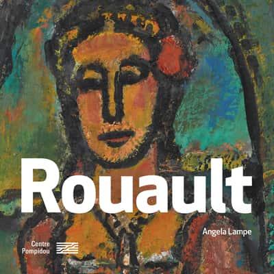 Couverture de la monographie de Georges Rouault par Angela Lampe