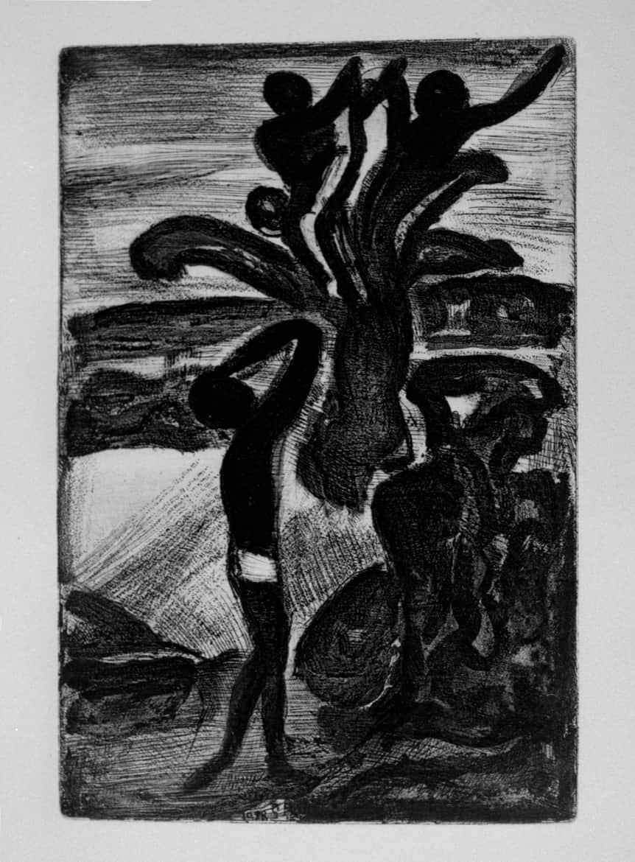Réincarnations du Père Ubu : Incantation, 1928