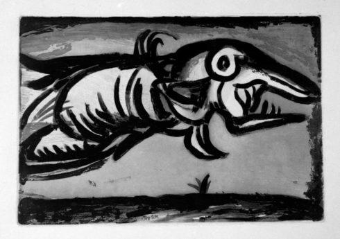 Réincarnations du Père Ubu : Le poisson volant, 1928