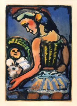 Cirque de l'étoile filante : Dors mon Amour, 1935