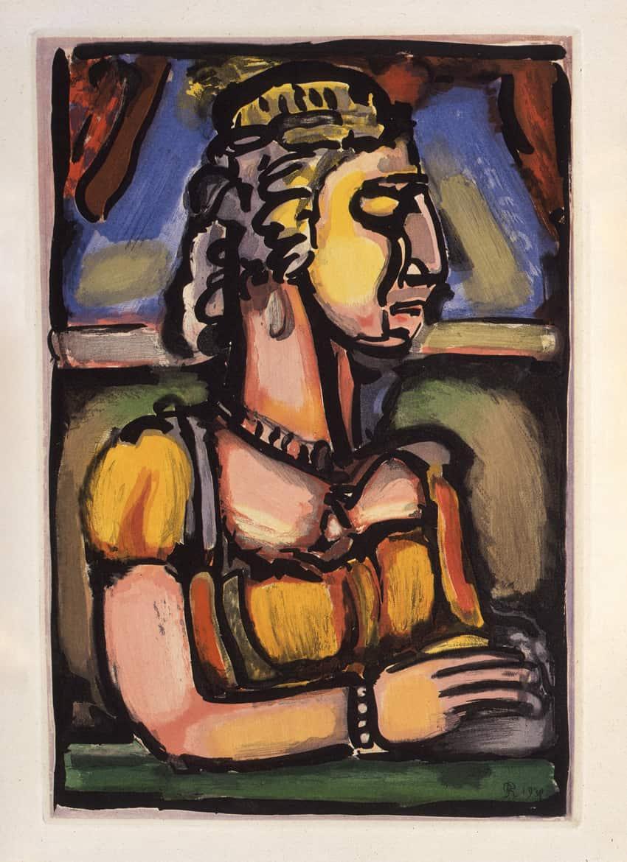 Passion : Dame à la Huppe, 1936