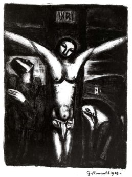 Christ en Croix, 1925