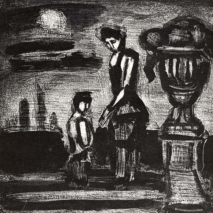 Paysages légendaires 1929 Le Beau Dimanche