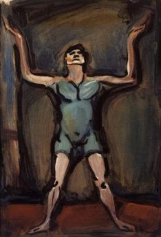 Cirque : Le Jongleur, 1930