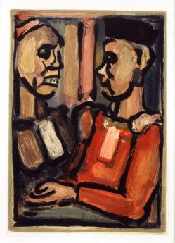 Les Fleurs du mal : Juges, 1937