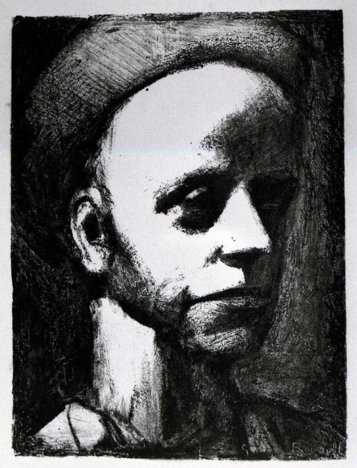 Souvenirs intimes : Autoportrait I, 1926