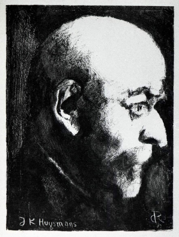 Souvenirs intimes : J. K. Huysmans, 1926