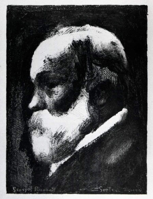 Souvenirs intimes : Gustave Moreau, 1926