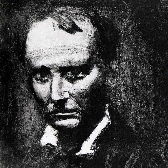 Souvenirs intimes, Baudelaire, 1926, détail