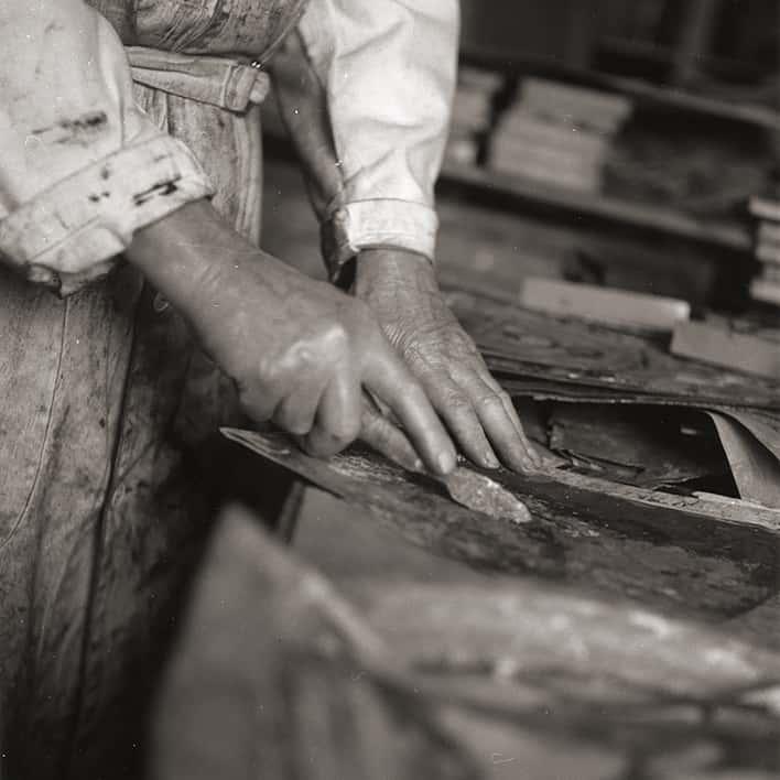 Rouault 1953 Ses Mains