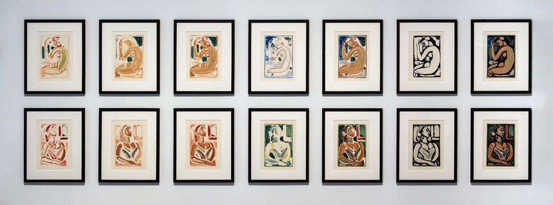 Gravures de Georges Rouault